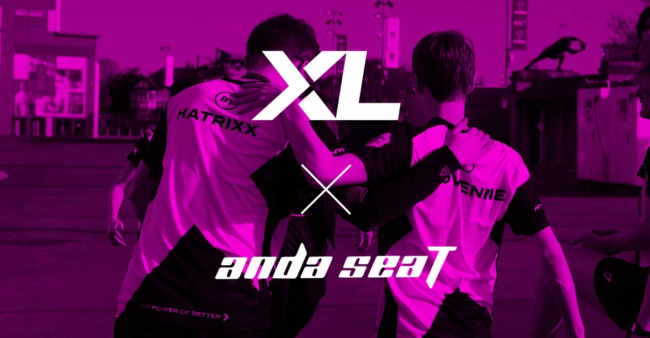 Excel Esports adds AndaSeat as its official gaming chair supplier