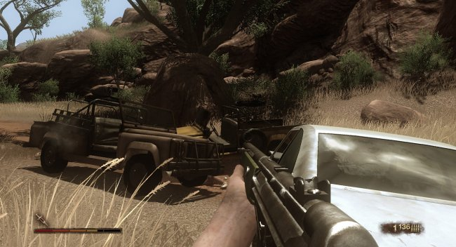 far cry 2 how to full screen