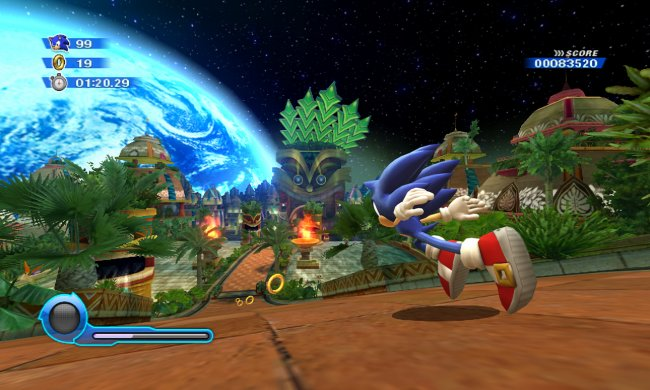 Rumour: A Sonic Colours remaster is in the works