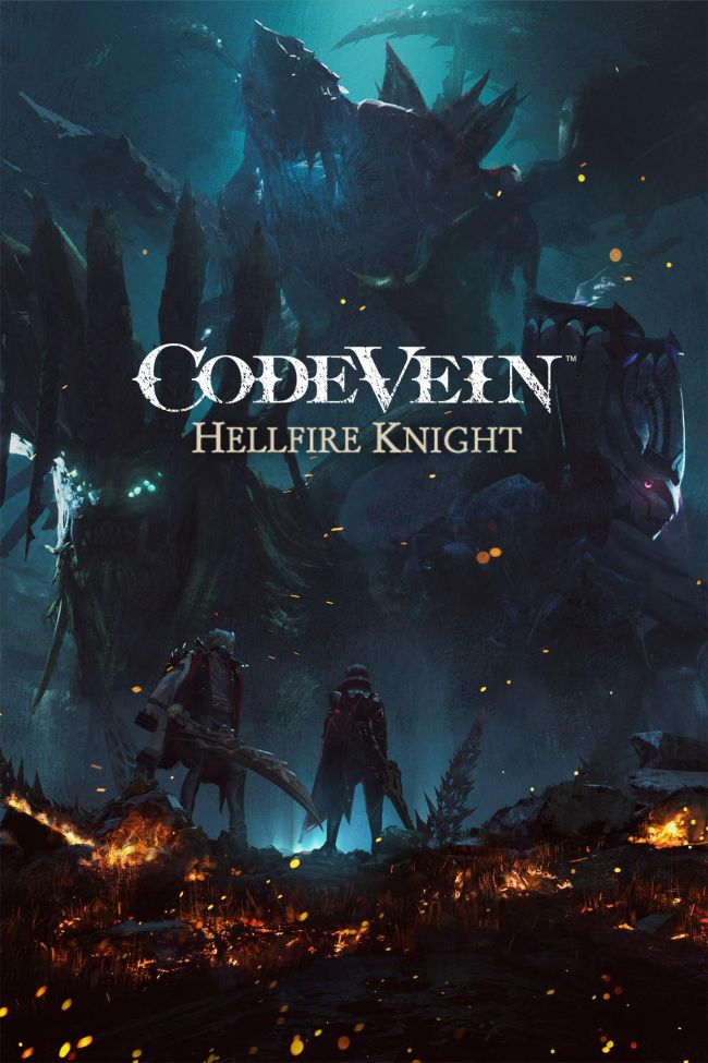 Code Vein's Hellfire Knight DLC just landed