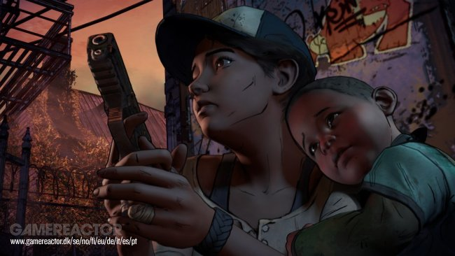 Known characters heading to The Walking Dead: Season Three