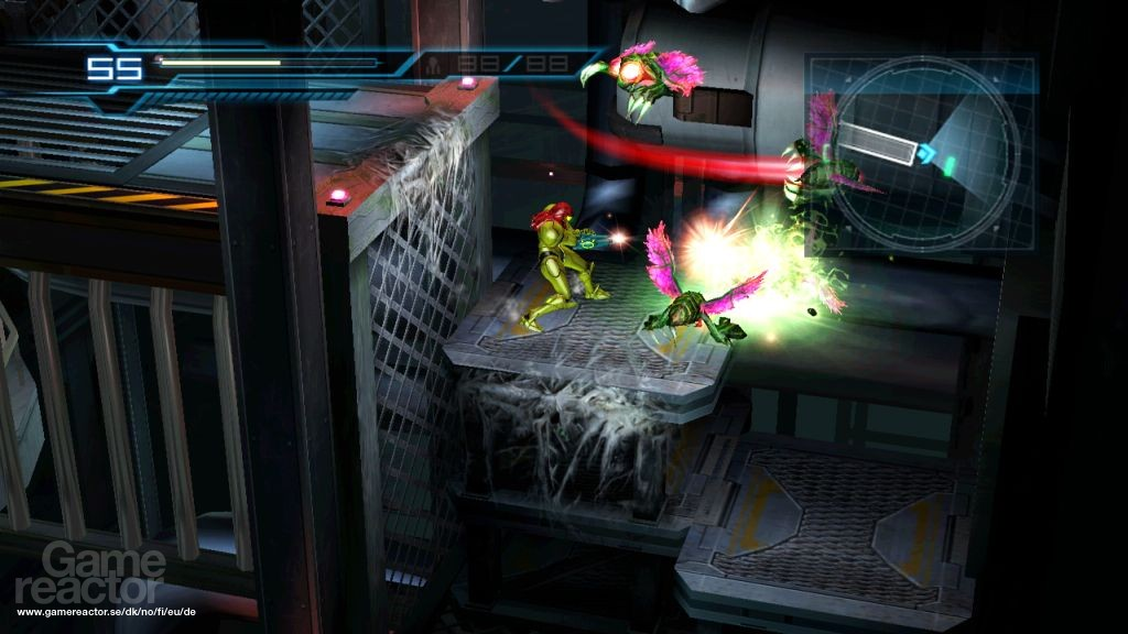 Metroid: Other M Preview - Gamereactor