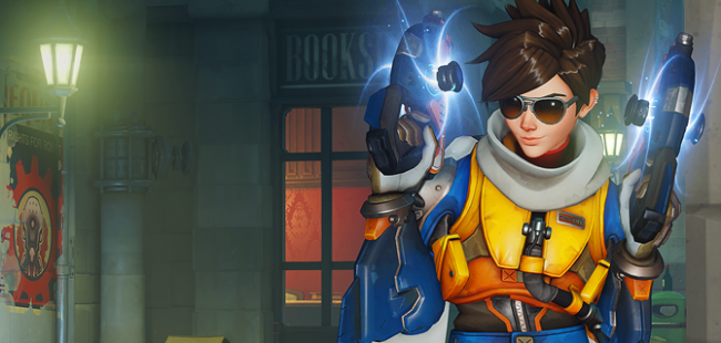 Overwatch to launch with the content that's in the open beta