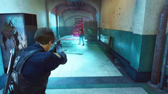 Capcom is giving fans another chance to play the Resident Evil Re: Verse beta