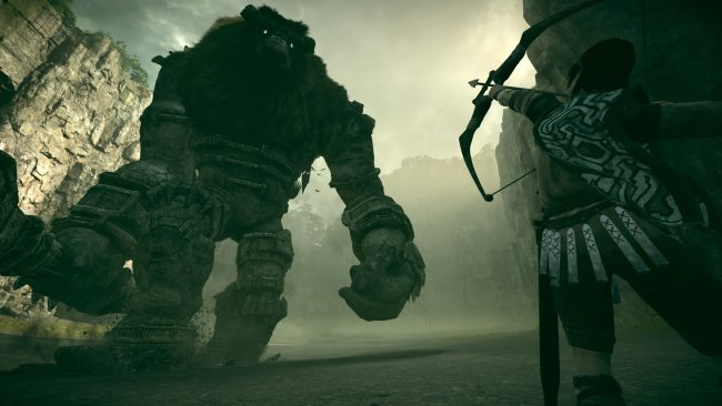 Shadow of the Colossus is stomping onto PS Plus in March