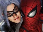 Spider-Man rewards players who have the Platinum trophy