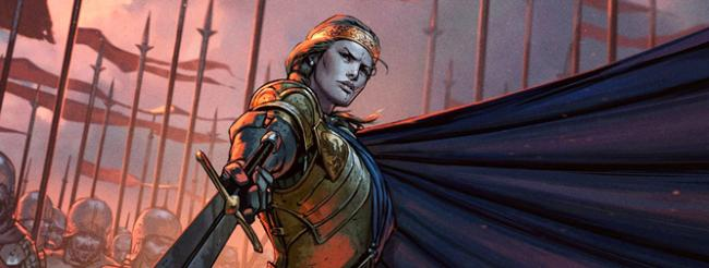 Thronebreaker: The Witcher Tales now available on iOS devices