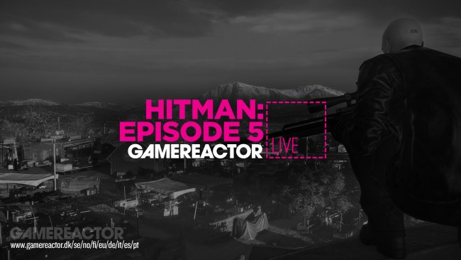 Today on GR Live: Hitman: Colorado - Gamereactor UK