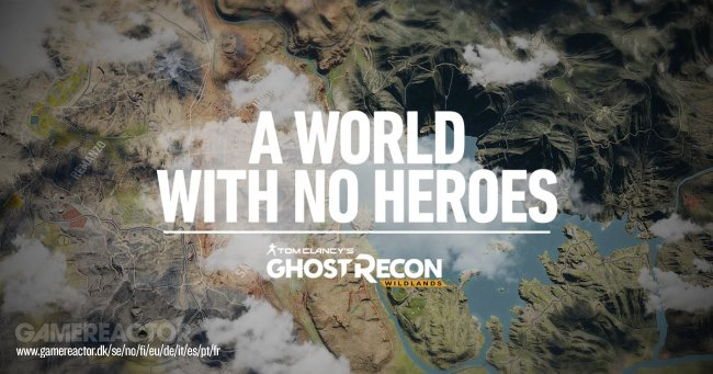 Ubisoft launches interactive map experience for Ghost Recon