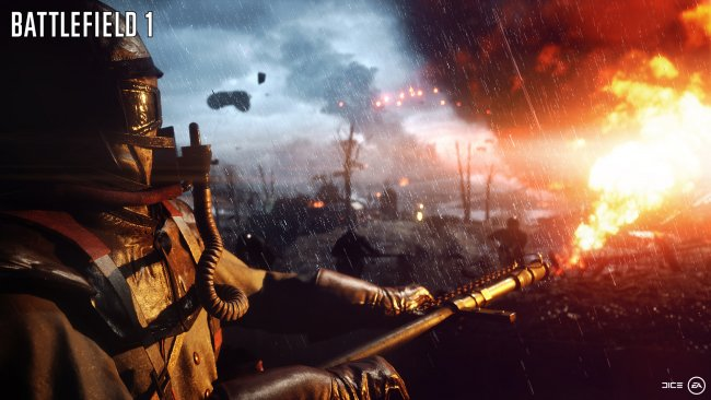 Battlefield 1's first patch arrived today