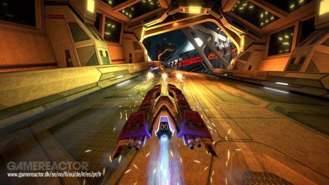 Wipeout Omega Collection heads to PS4 Pro in 4K
