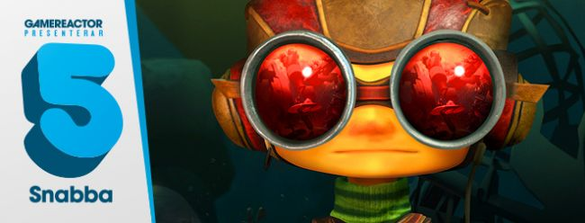 Double Fine celebrates 20th anniversary with a new webpage and a letter
