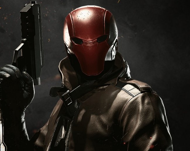 Red Hood revealed in new Injustice 2-trailer