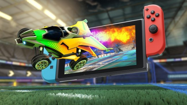 Nintendo exclusive vehicles confirmed for Rocket League
