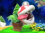 Playing as Piranha Plant may corrupt your Super Smash game