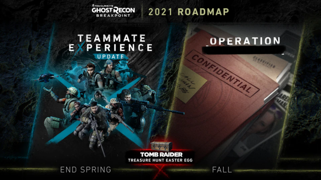 Ghost Recon Breakpoint to get two major updates this year
