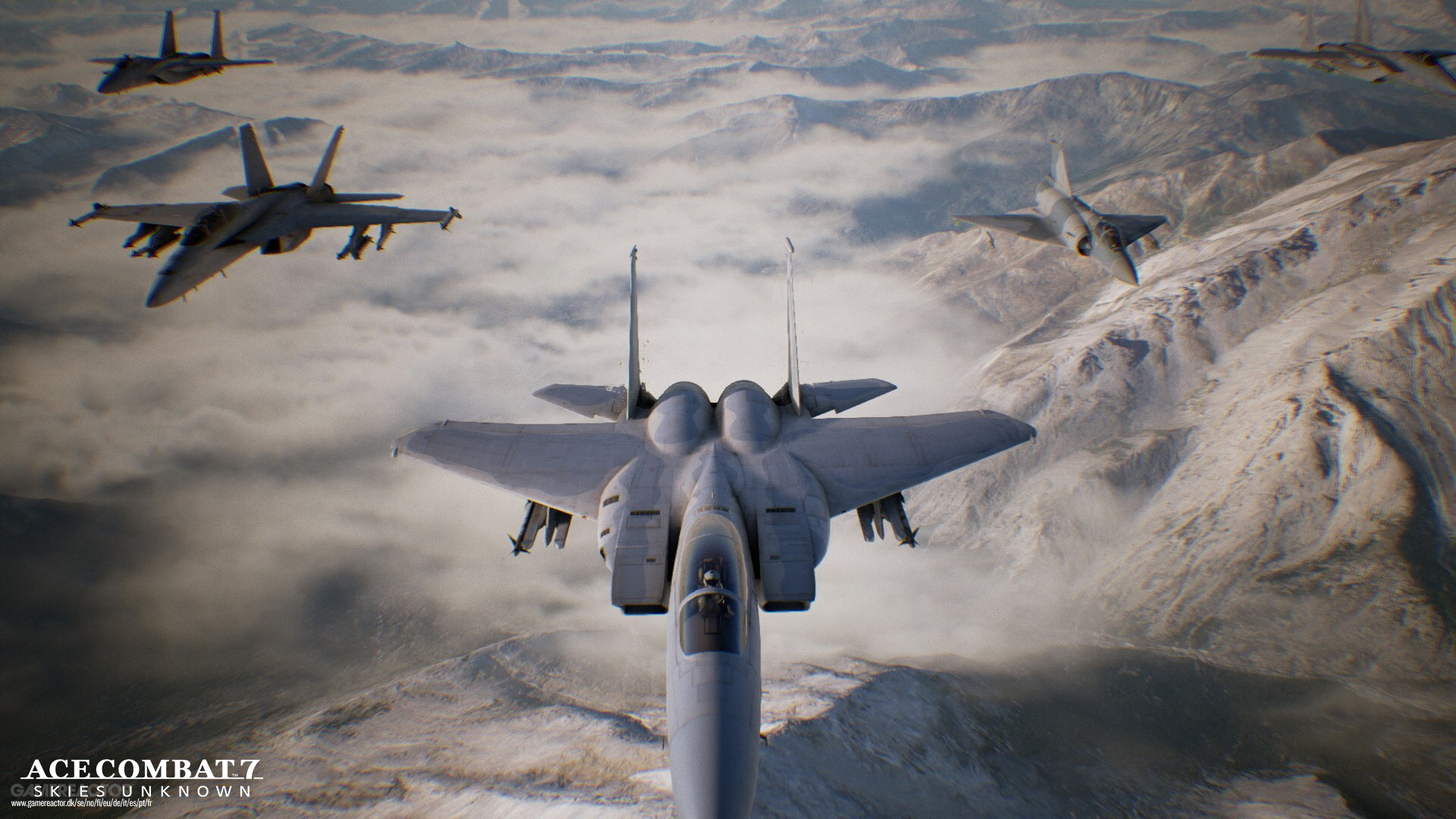 Pictures Of Ace Combat 7 Skies Unknown Psvr Hands On 36