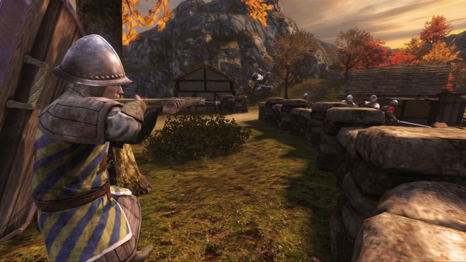 Pictures of Chivalry: Medieval Warfare 6/20