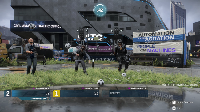 London Calling: Hands-on with Watch Dogs: Legion Online
