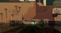 The Low Road is a corruption-filled '70s point and click