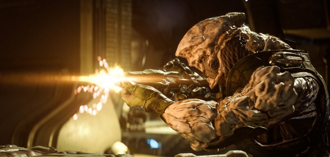 Charts: Mass Effect: Andromeda takes number one