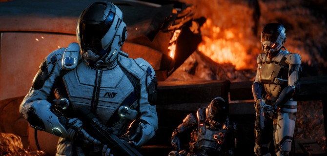 The Beginner's Guide to Mass Effect: Andromeda