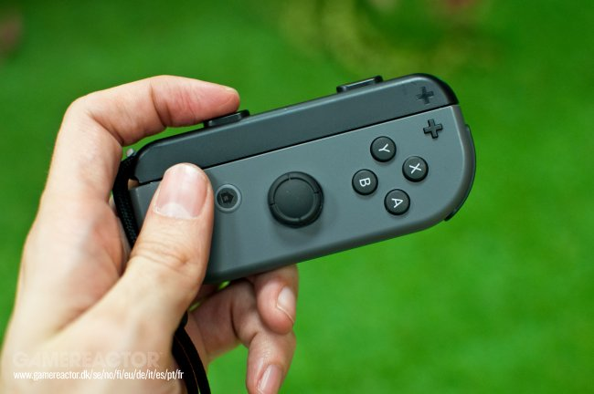 Nintendo re-launches standalone Joy-Cons in America