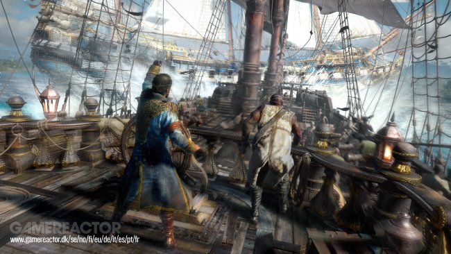 Skull & Bones delayed yet again - Will look very different in 2022
