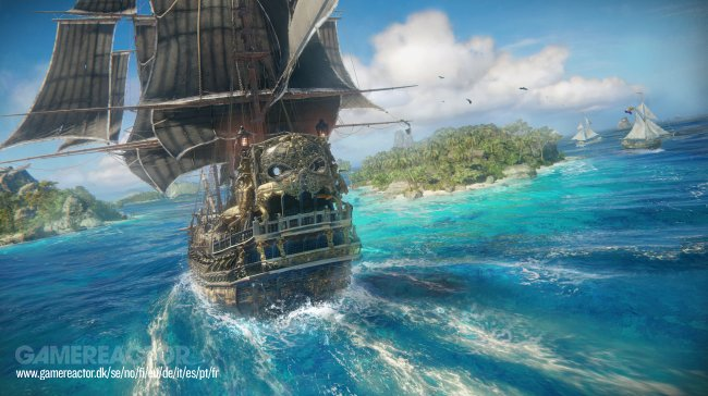 Rumour: Skull & Bones rebooted into a live service game