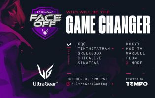 Valorant: LG UltraGear Face Off will take place October 3
