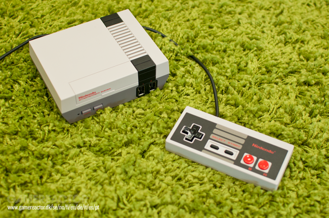 Hands-On with the NES Mini