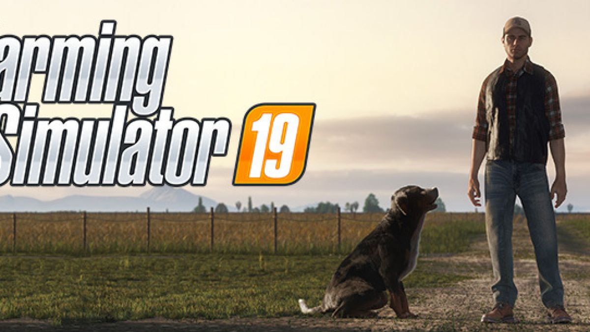 Farming Simulator 19 getting new maps, crops, and horses