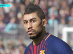 Coutinho, CR7 and Vardy get new faces in PES 2018 DP3