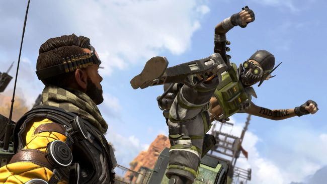 Apex Legends Season 01 drops with new character Octane