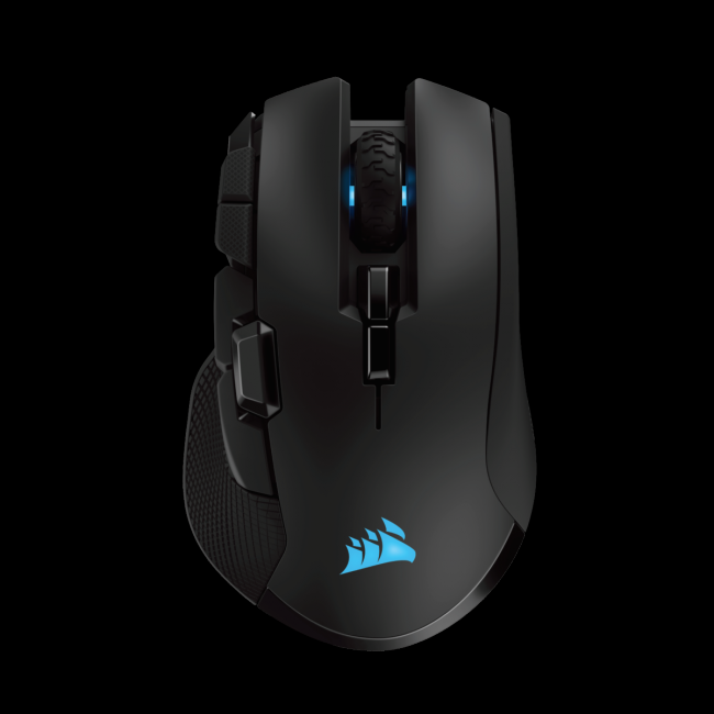 The Corsair IronClaw Wireless gets the Quick Look treatment