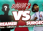 Watch real surgeons compete against influencers in a Surgeon Simulator 2 showdown