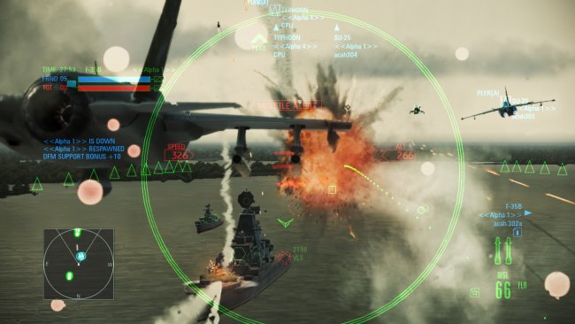 Pictures of Loads of new Ace Combat pics 6/41