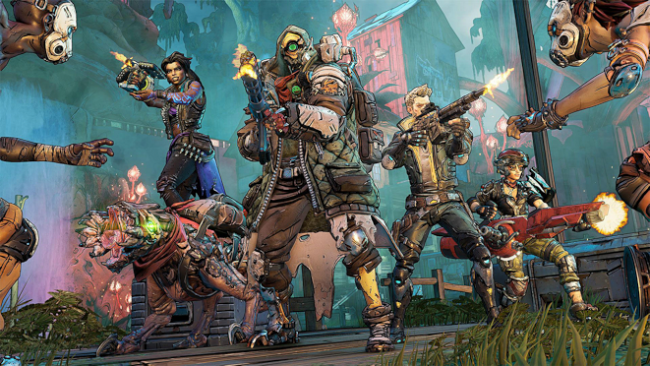 Report: Gearbox devs to get significantly reduced bonuses