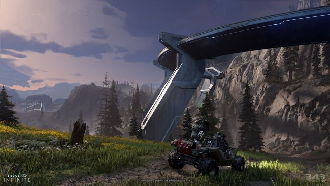 Check out new screenshots and lighting system from Halo Infinite