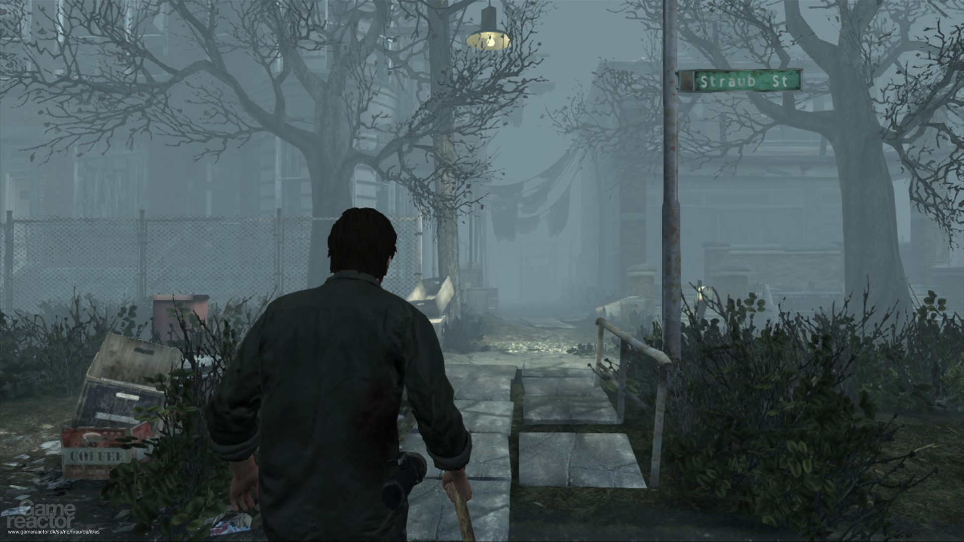 Pictures of Silent Hill: Downp...