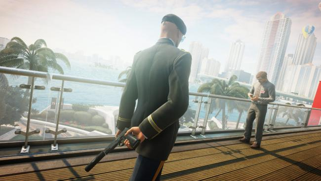 Hitman 2 - Miami Hands-on