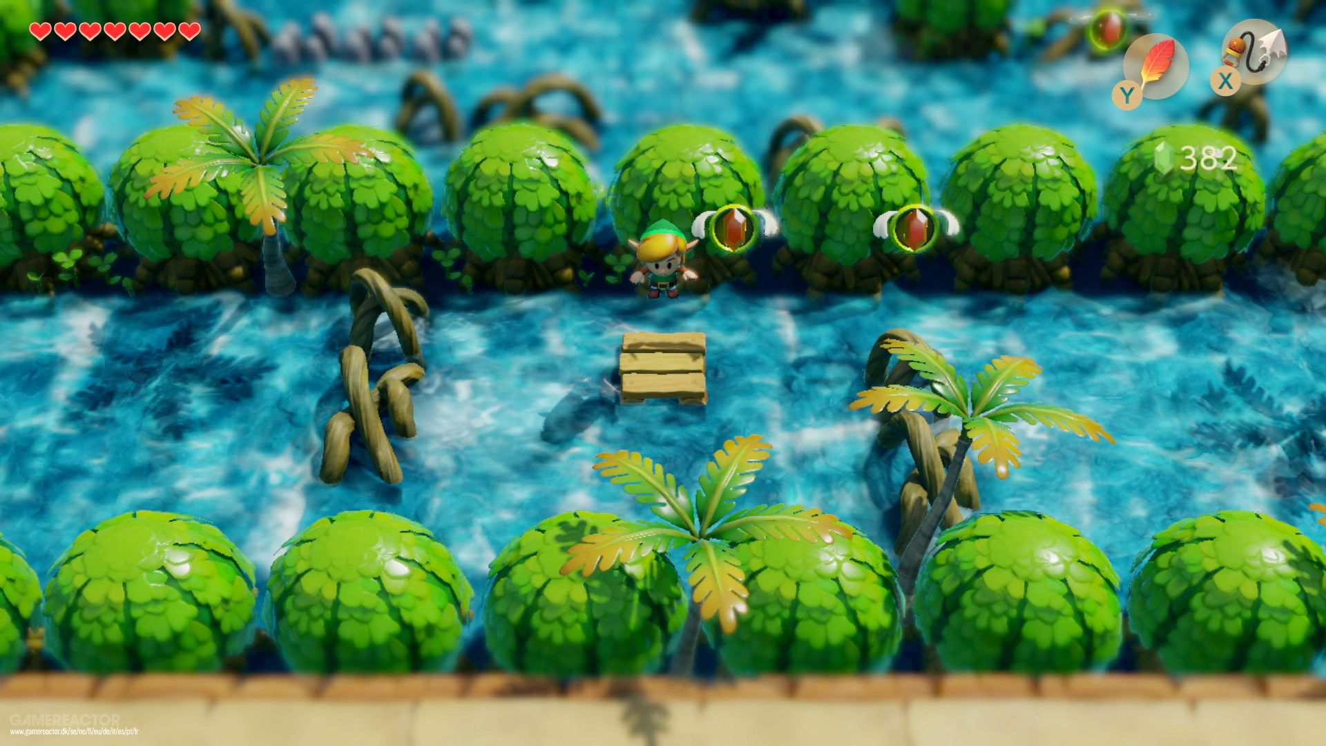 Pictures Of The Legend Of Zelda Link S Awakening First
