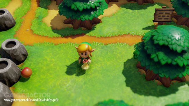 We share our impressions on Link's Awakening from E3