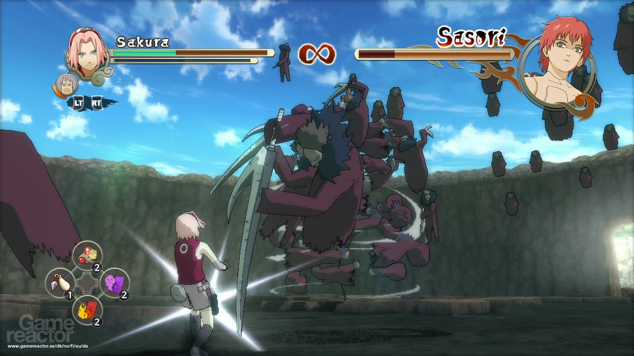 Naruto ultimate ninja storm 2 games casino di montecarlo online
