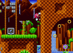 New gameplay reveals more of Sonic Mania's Green Hill