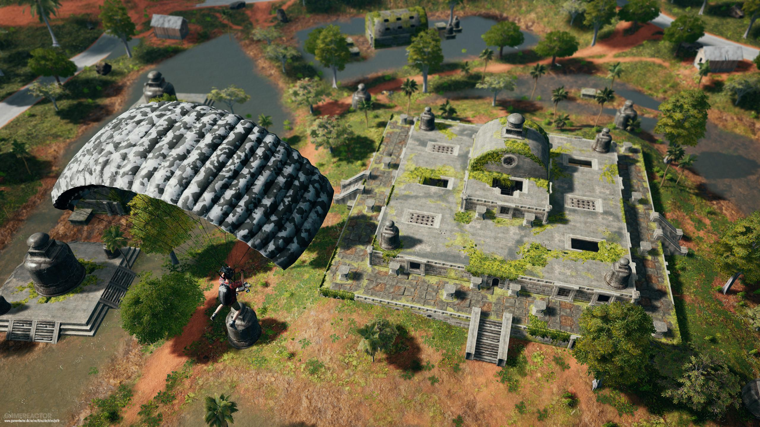 Pictures Of The Sanhok Map Is Now Live In Pubg 1 2