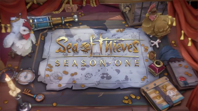 Season One of Sea of Thieves starts on January 28