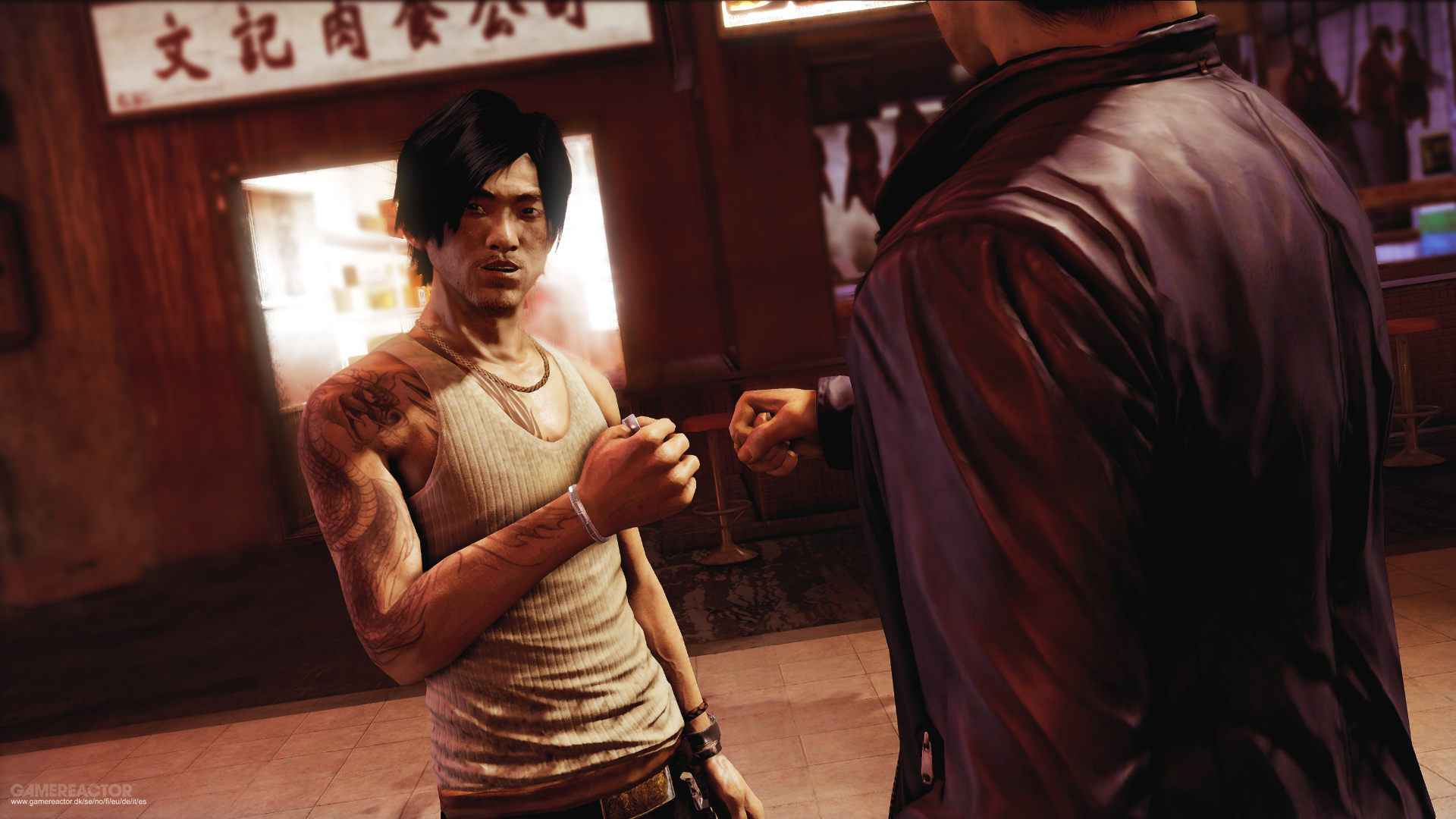 Pictures Of Sleeping Dogs Definitive Edition 2 3 Pc Enlarge Picture