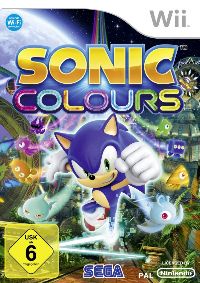 Sonic Colors Wii Iso Torrent