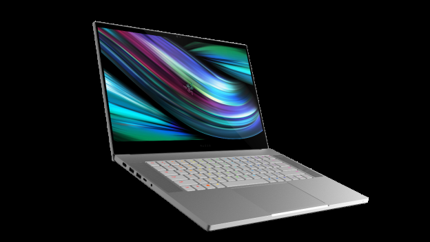 Razer Blade 15 Studio Edition detailed